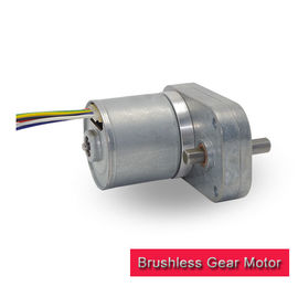 China DC Brushless Gear Motor / 12v 100 Rpm DC Geared Motor 10kg.Cm For Home Appliance supplier