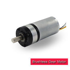 China 36mm 24v DC Planetary Gear Motor / DC Planetary Gearbox With Brushless Dc Motor supplier