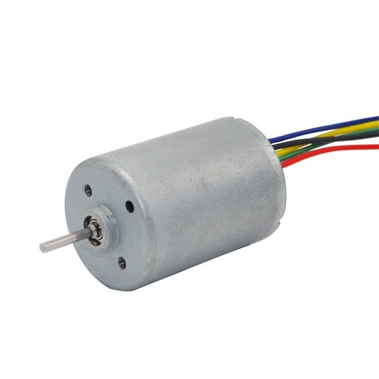 China Silent 28mm Brushless Dc Motor 12v Mini Bldc Bl2838 For Electrical Curtain Supplier