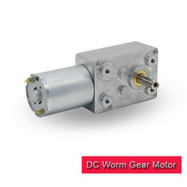Professional DC Worm Gear Motor 46GF370 Small Worm Gear Motor For Smart Robot