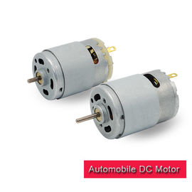 RS-385 Automotive DC Motor , 12 Volt High Speed DC Motor With Carbon Brush