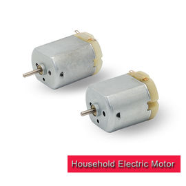 Micro Household Electric Motors / 6v 12 Volt DC With Terminals On Side Face