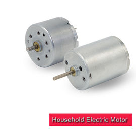 Mini Brush Household Electric Motors 3v 6v 12v 24mm Diameter For Home Appliance
