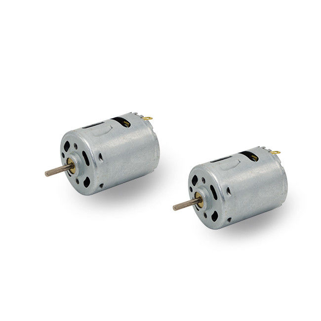 High Speed 18v mini dc motor for hair dryer / High quality high torque carbon brush micro dc motor RS 360 365